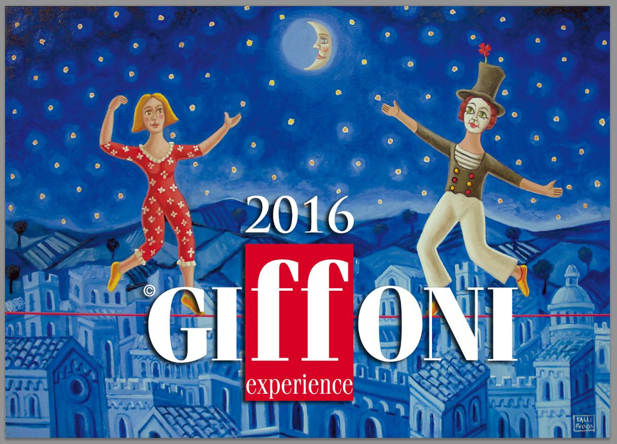 Locandina Giffoni Experience 2016