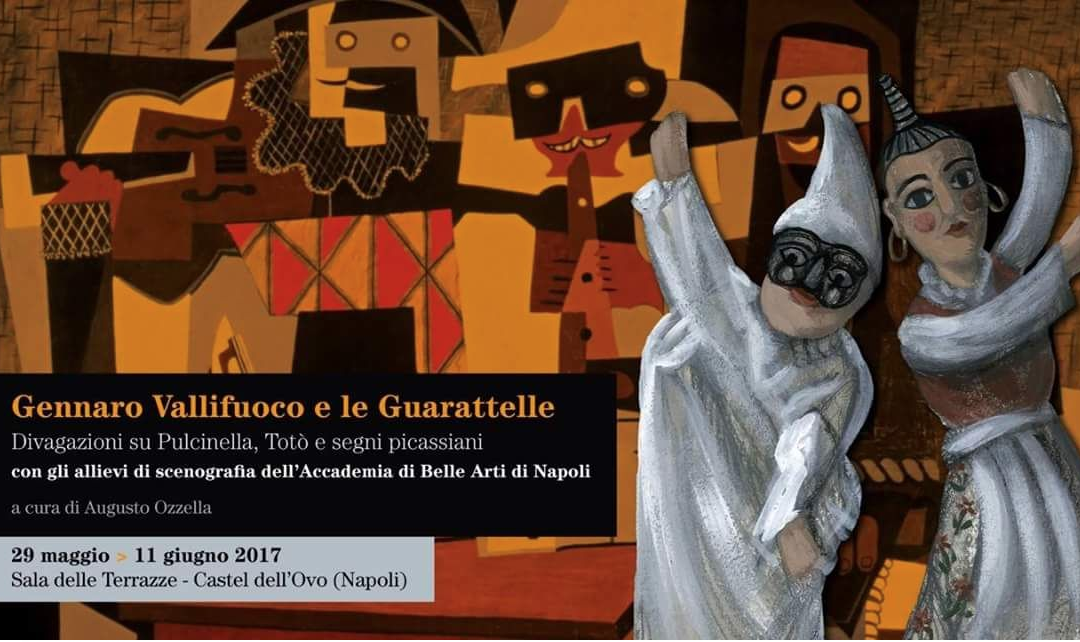 """Gennaro Vallifuoco e le """"Guarattelle"""""""