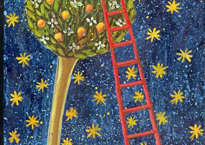 Albero della vita con scala
