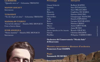 "Opera lirica "" Gianni Schicchi"", di Giacomo Puccini"
